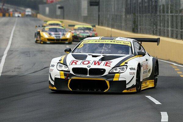 ROWE RACING und der BMW M6 GT3 sind bereit für den Macau GP 2017, Foto: Alexander Trienitz