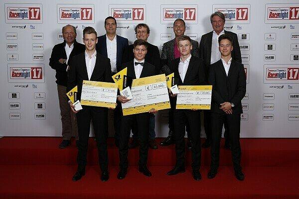 Dennis Marschall wurde auf Gesamtrang zwei der Deutsche Post Speed Academy gewählt, Foto: Deutsche Post Speed Academy