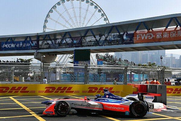 Nick Heidfeld startet mit einem Podestplatz in die neue Saison der Formel E, Foto: LAT Images
