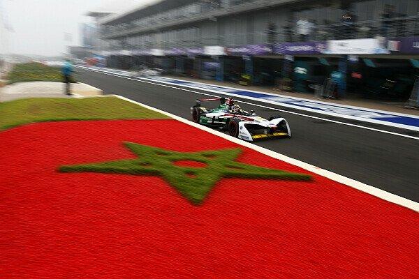 Marrakesch ist die zweite Saison-Station der Formel E 2017/2018, Foto: LAT Images