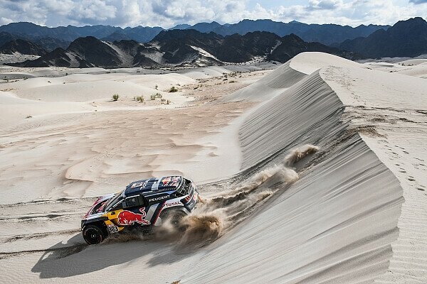 Carlos Sainz hat die Dakar gewonnen, Foto: Dakar