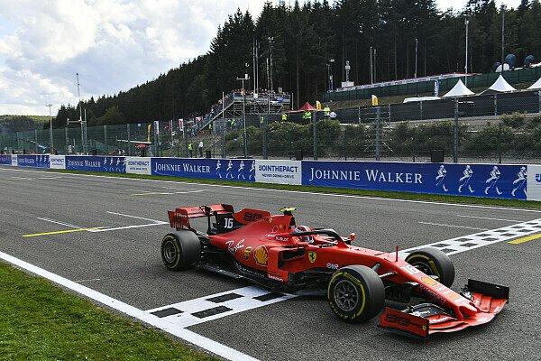 Formel 1 Ferrari Schenkt Leclerc Seinen Ersten Siegwagen