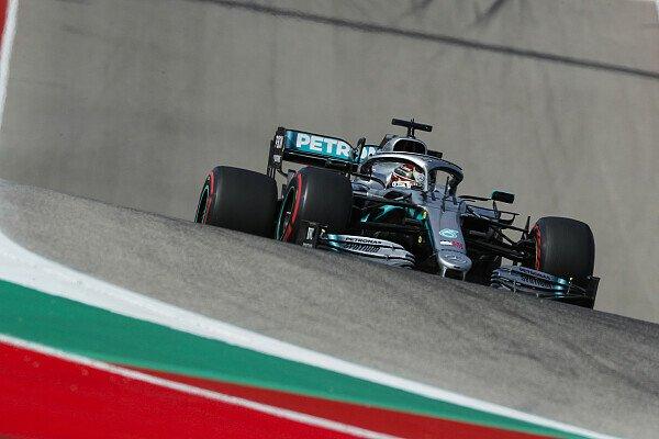 Formel 1 USA Favoritencheck: Wer vermiest Hamiltons WM-Party?