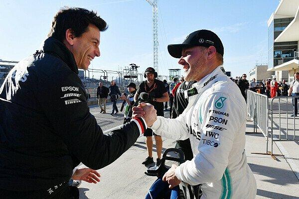 Formel 1, Bottas dreht Mercedes-Setup um: Pole, WM-Traum lebt!