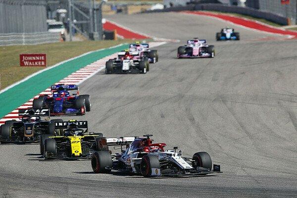 Formel 1 - Kimi Räikkönen: Elfter oder Letzter völlig egal