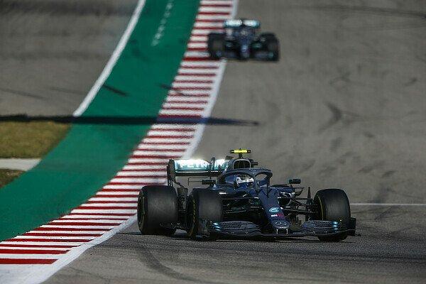 Formel 1 USA: Bottas siegt, Hamilton zum 6. Mal Weltmeister