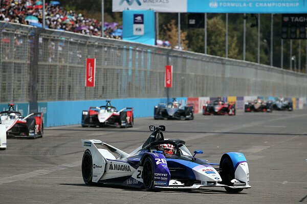 Formel-E-Rennanalyse Chile: Günther-Sieg dank Techeetah-Hilfe