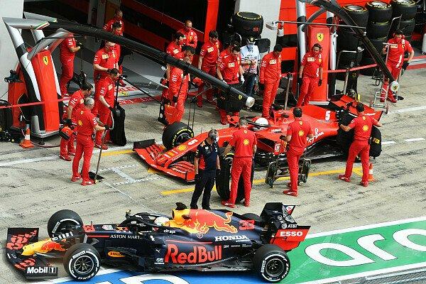 Formel 1, Motoren-Entwicklungsstopp mit Balance of Performance?
