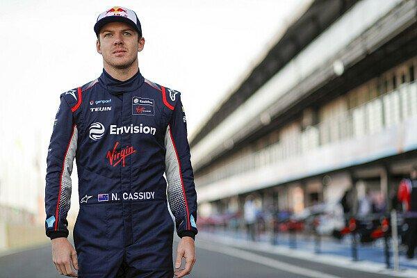 Formel E: Virgin verpflichtet Japan-Superstar Nick Cassidy