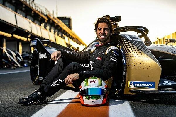 Formel E - Da Costa: 20 Prozent Chance auf Titelverteidigung