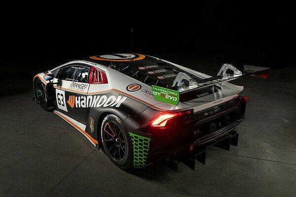 24h Nürburgring: Lamborghini-Team FFF mit Star-Fahreraufgebot