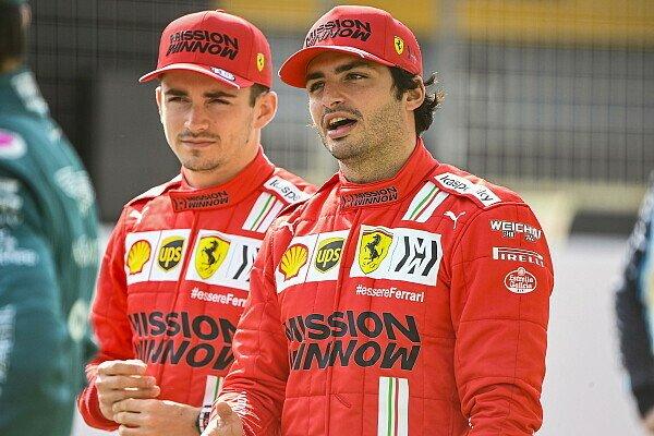 Leclerc Nach Ferrari Krise Geläutert Kein Blödsinn Mit Sainz