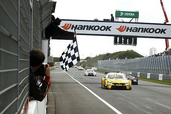 DTM Zandvoort 2018: Absoluter Härte-Test für die Reifen