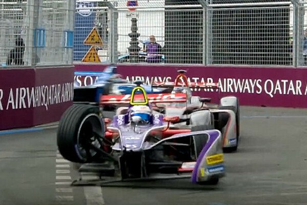 Formel E, Lotterer: Berlin-Strafe, Geldstrafe, Fahrer-Ärger