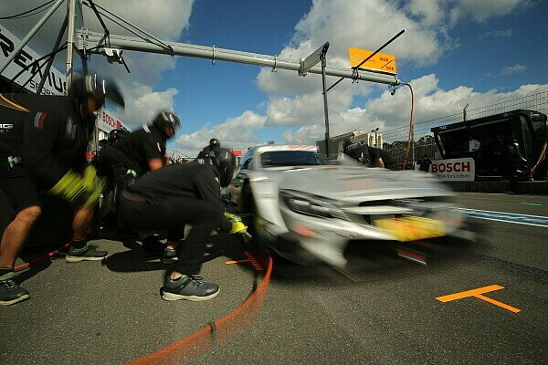 DTM-Reifen-Regel präzisiert - Berger: Ein Mickey-Maus-Thema!