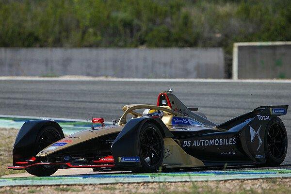 Formel E 2018/2019: DS Techeetah testet Generation-2-Rennauto