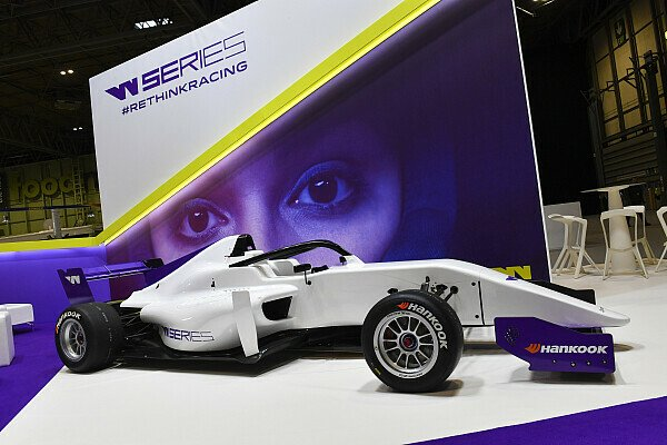 W Series 2019: Hankook wird offizieller Reifenpartner