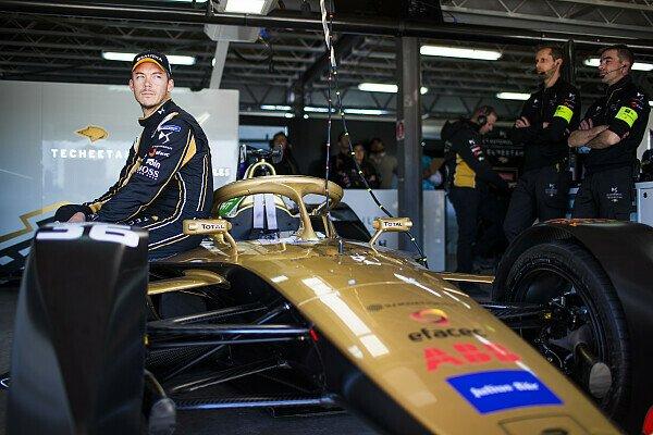 Andre Lotterer: Formel E schwierigster Job meiner Rennkarriere