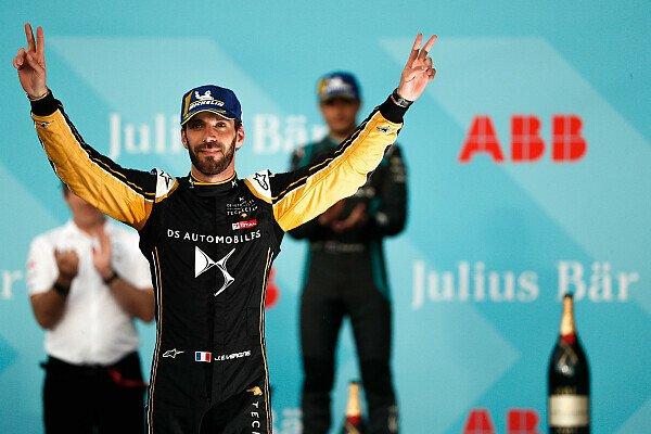 Formel-E-Meisterschaft 2019: Vergne kurz vor Titelverteidigung