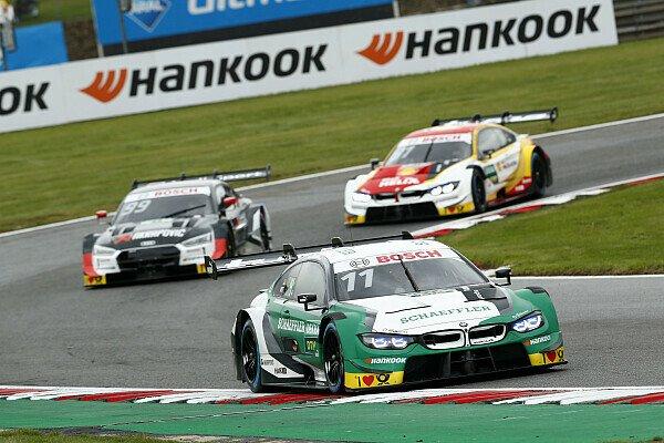 DTM Lausitzring 2019: Vorsicht vor dem Wheelspin!