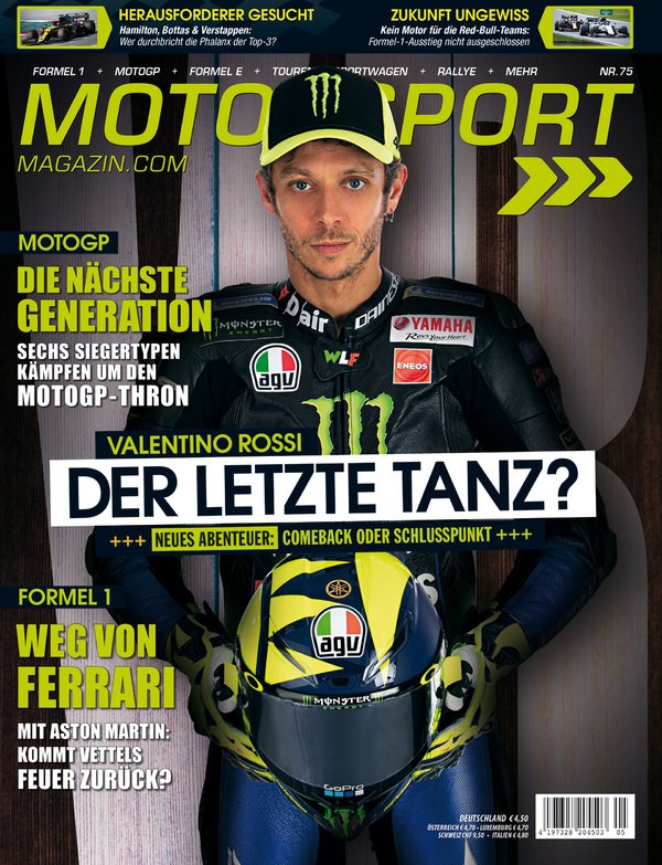 Motorsport-Magazin - Ausgabe Nr. 75