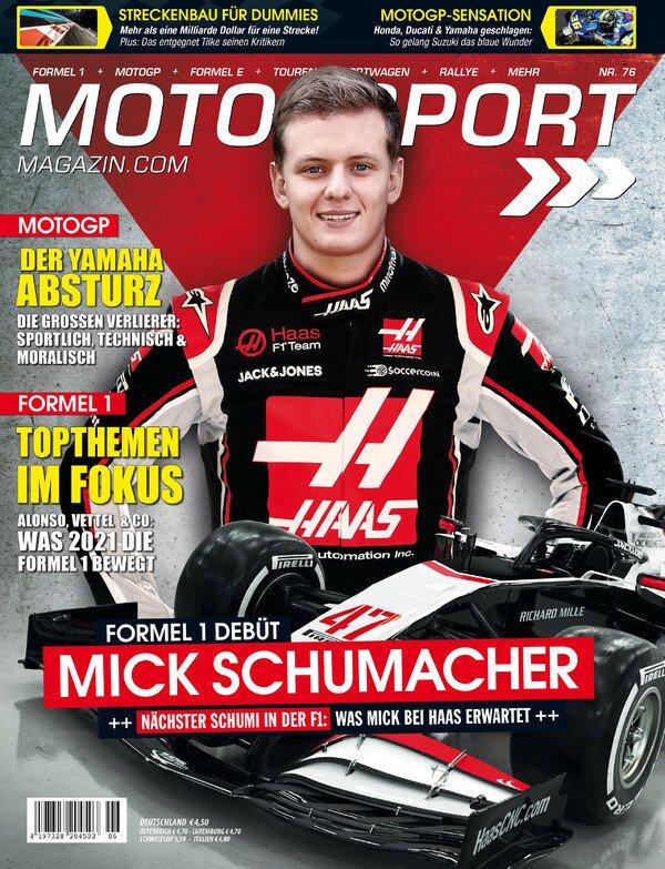 Motorsport-Magazin - Ausgabe Nr. 76