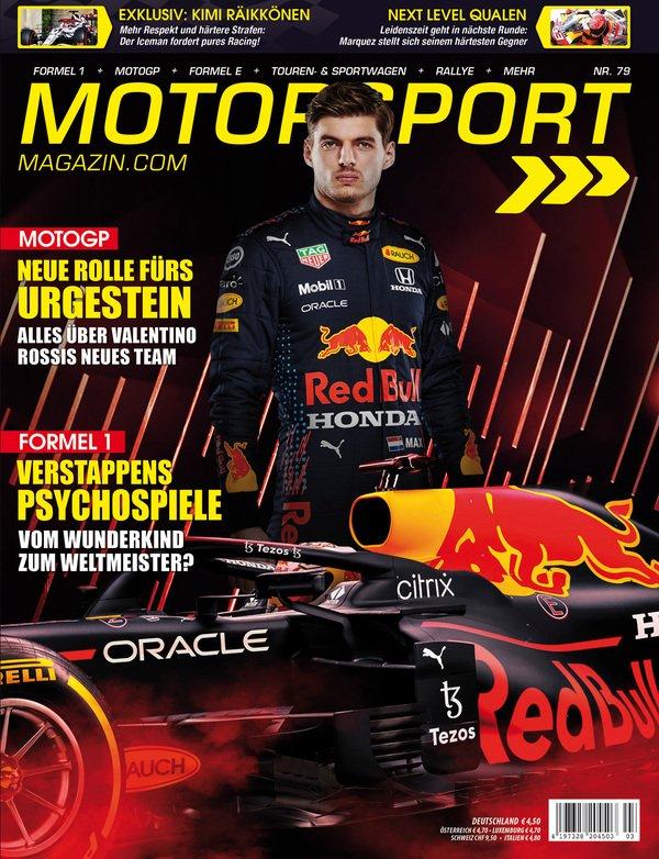 Motorsport-Magazin - Ausgabe Nr. 79