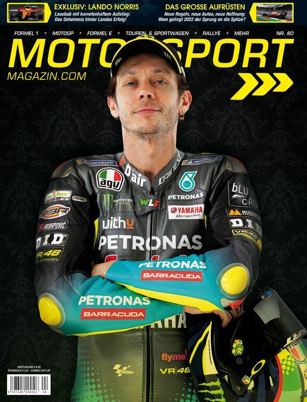 Motorsport-Magazin - Ausgabe Nr. 80
