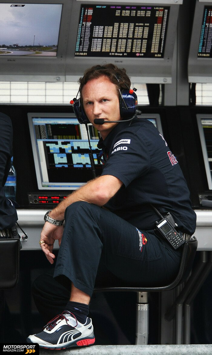 Formel 1 2010, Malaysia GP, Sepang, Red Bull Racing, Bild: Red Bull/GEPA