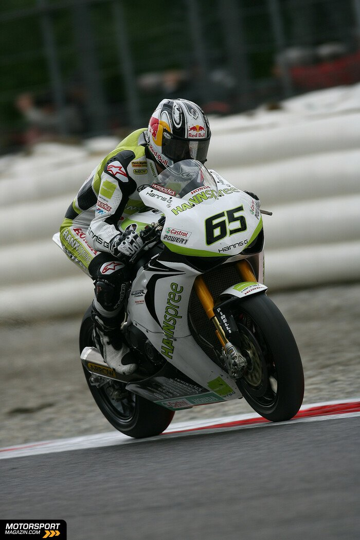 Superbike 2010, Italien, Monza, Jonathan Rea, Hannspree Ten Kate Honda, Bild: Ten Kate Racing