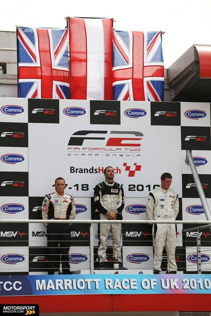 Formel 2 2010, Gro�britannien, Brands Hatch, Bild: Formula Two