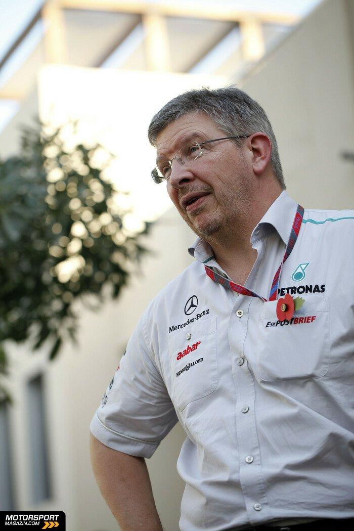Formel 1 2011, Abu Dhabi GP, Abu Dhabi, Mercedes-AMG, Bild: Mercedes GP