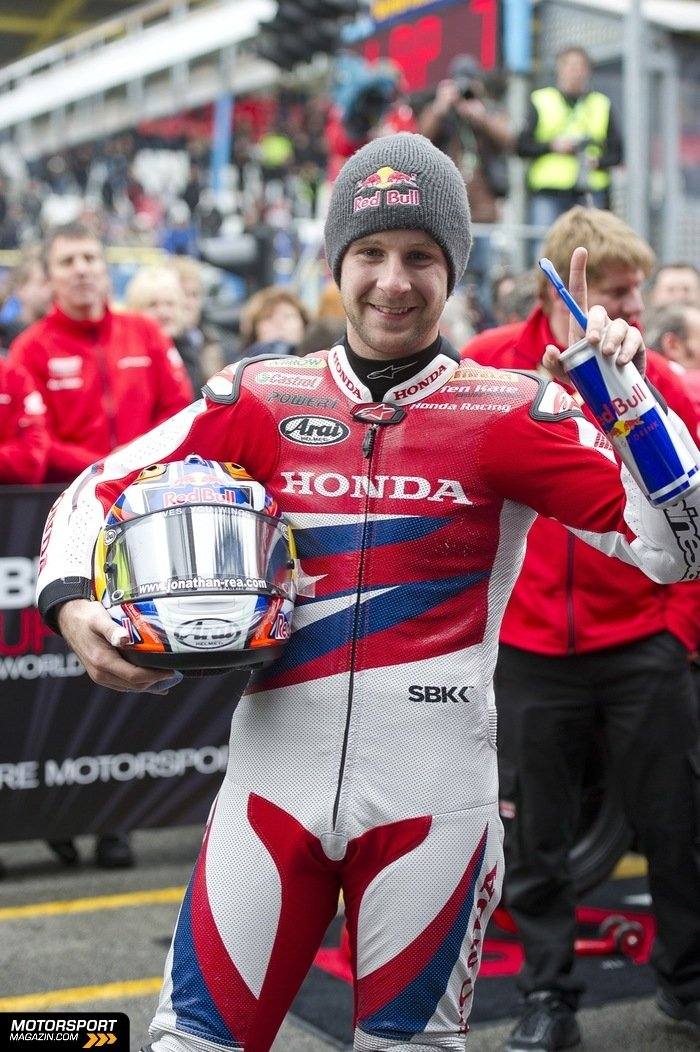 Superbike 2012, Verschiedenes, Jonathan Rea, Honda World Superbike Team, Bild: WorldSBK