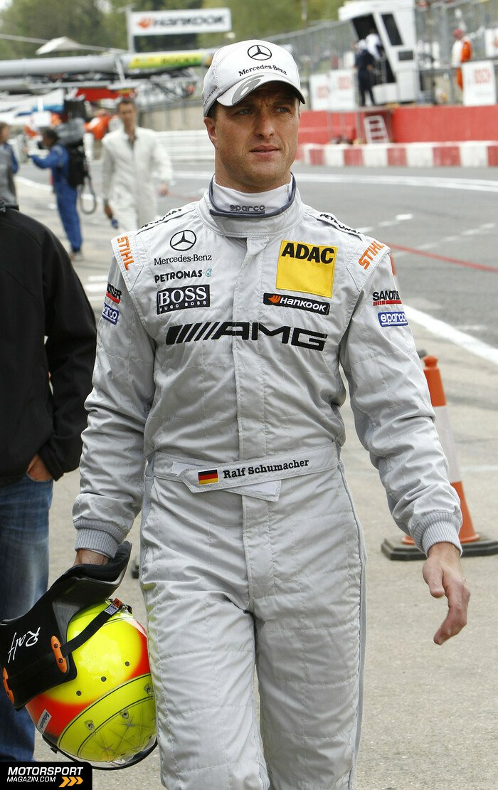 DTM 2012, Brands Hatch, Brands Hatch, Ralf Schumacher, HWA - Team AMG Mercedes, Bild: DTM