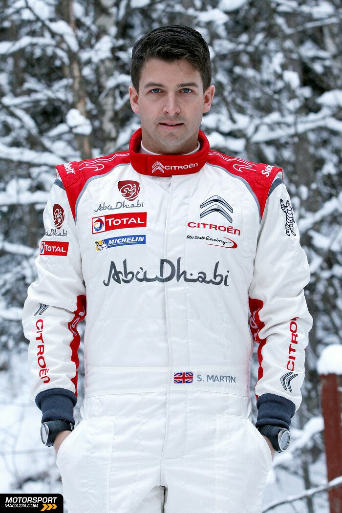 WRC 2013, Rallye Schweden, Karlstad, Abu Dhabi Citroen Total World Rally Team, Bild: Citroen