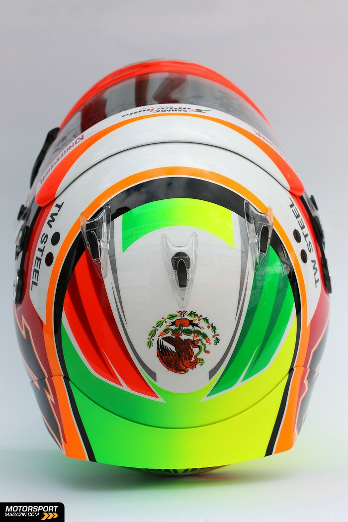 Formel 1 2014, Verschiedenes, Sergio P�rez, Force India, Bild: Force India
