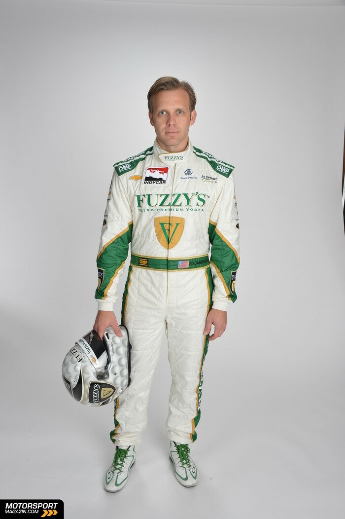 IndyCar 2014, Verschiedenes, Ed Carpenter, Ed Carpenter Racing, Bild: IndyCar
