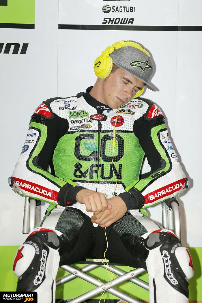 MotoGP 2014, Katar GP, Losail, Scott Redding, GO&FUN Honda Gresini, Bild: Honda