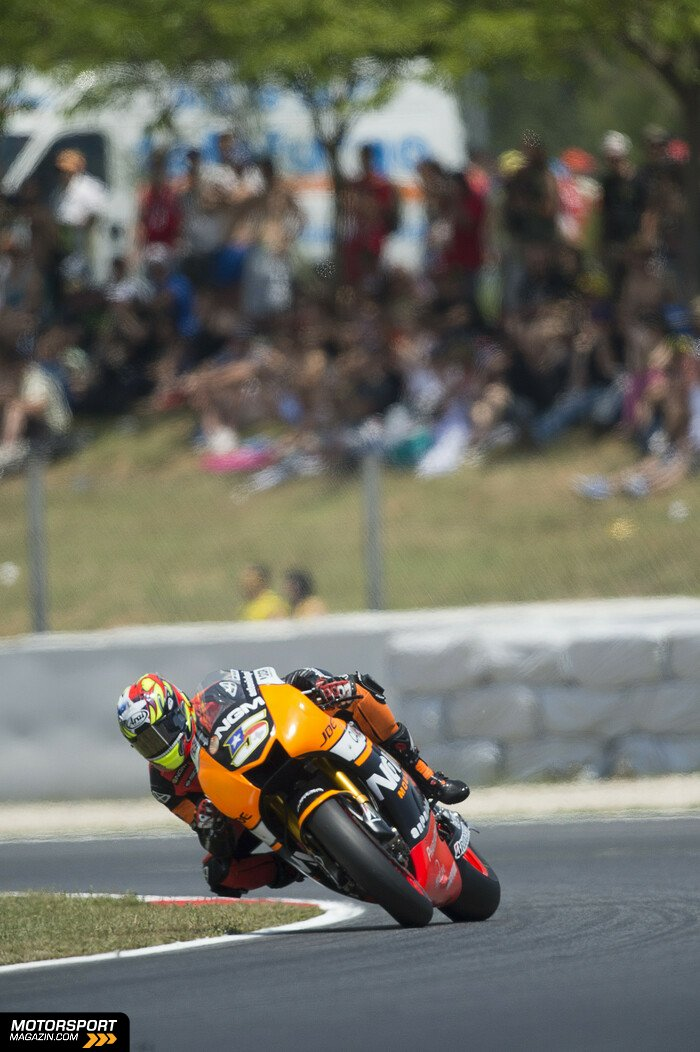MotoGP 2014, Catalunya GP, Barcelona, Colin Edwards, Forward Team, Bild: Forward