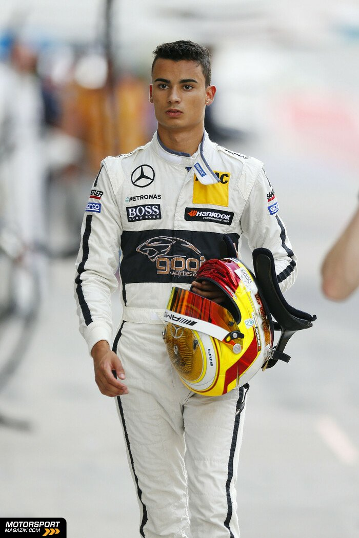 DTM 2014, Red Bull Ring, Spielberg, Pascal Wehrlein, Gooix Mercedes AMG (HWA), Bild: DTM