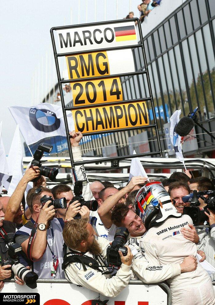 DTM 2014, Zandvoort, Zandvoort, Marco Wittmann, BMW Team RMG, Bild: DTM