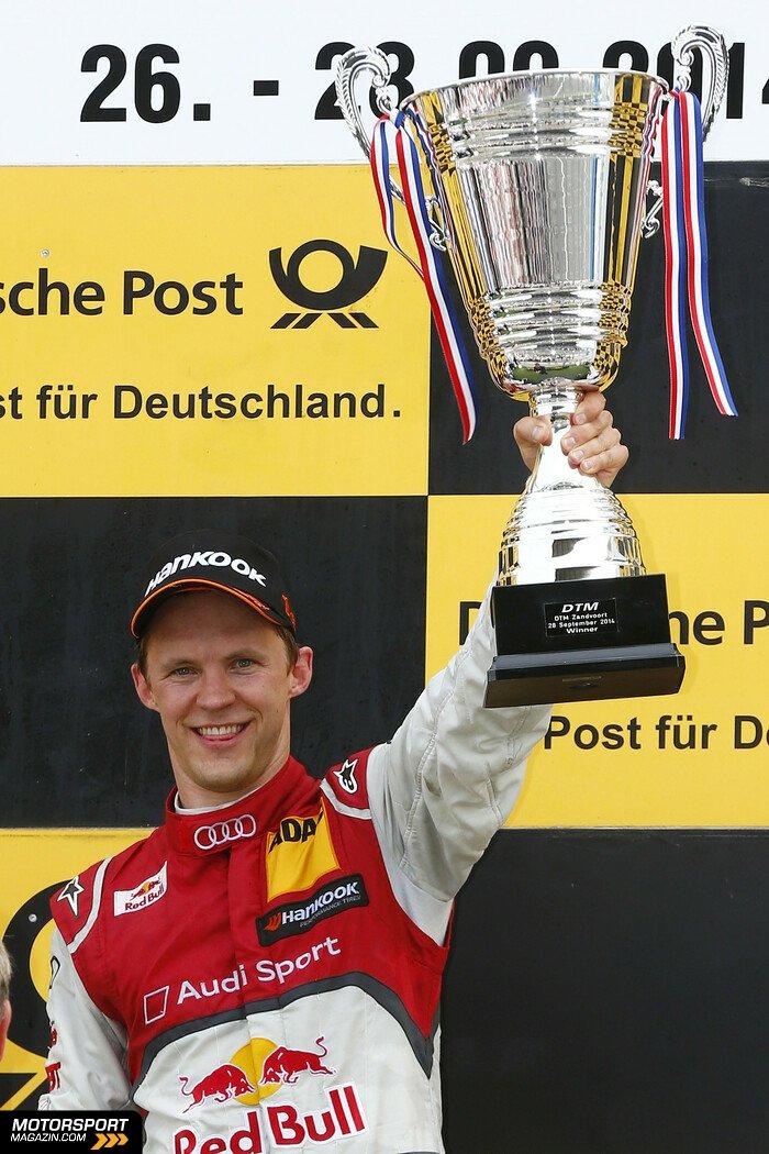 DTM 2014, Zandvoort, Zandvoort, Mattias Ekström, Audi Sport Team Abt Sportsline, Bild: DTM