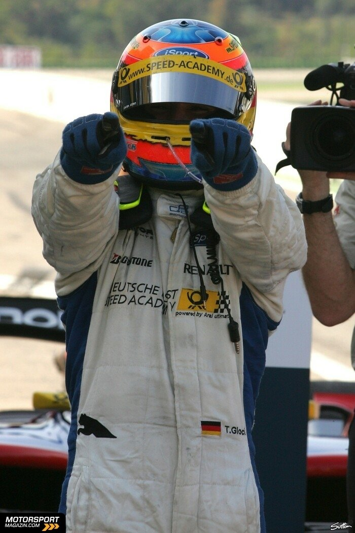 GP2 2007, Spanien, Valencia, Timo Glock, iSport International, Bild: Sutton