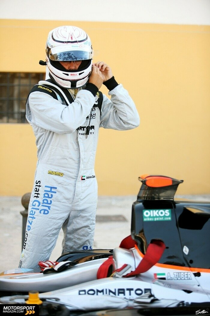 GP2 2009, Valencia, Valencia, Andreas Zuber, FMS International, Bild: Sutton