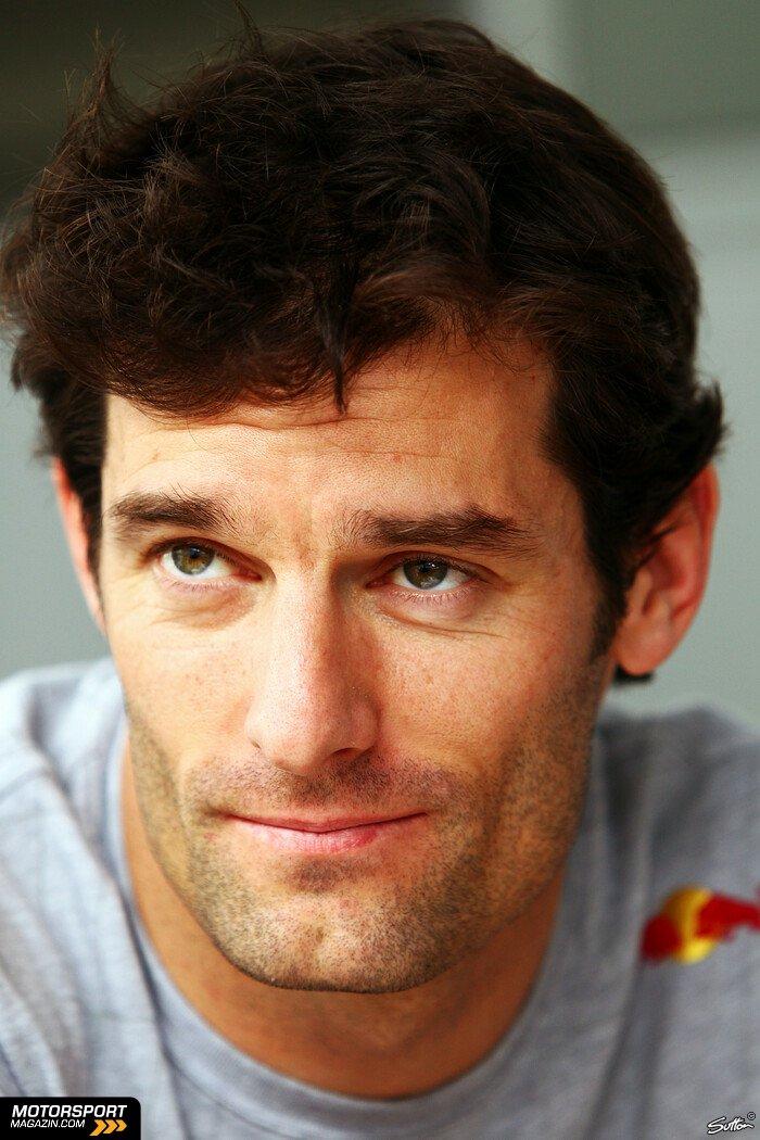 Formel 1 2010, Brasilien GP, São Paulo, Mark Webber, Red Bull, Bild: Sutton