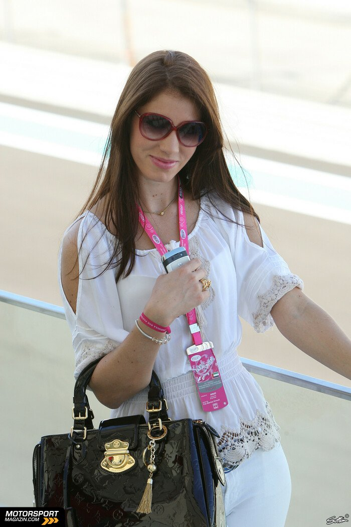 Formel 1 2011, Abu Dhabi GP, Abu Dhabi, Bild: Sutton
