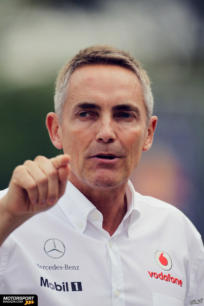 Formel 1 2012, China GP, Shanghai, McLaren, Bild: Sutton