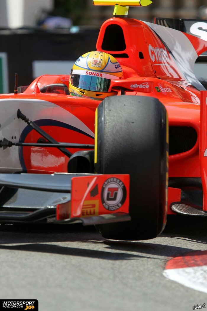 GP2 2012, Monaco, Monaco, Luiz Razia, Arden International, Bild: Sutton