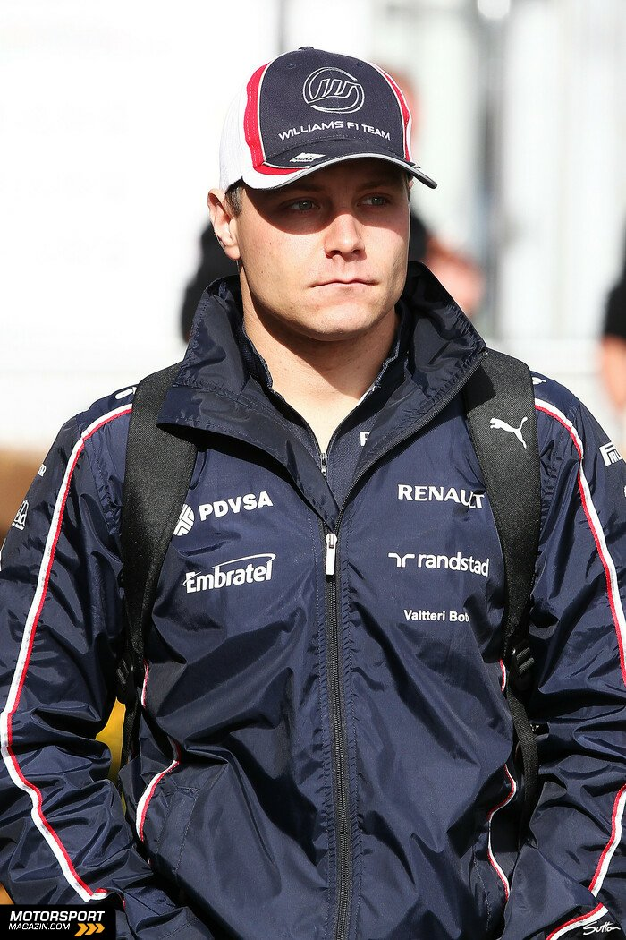 Formel 1 2012, US GP, Austin, Texas, Valtteri Bottas, Williams, Bild: Sutton