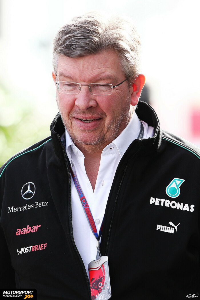 Formel 1 2012, US GP, Austin, Texas, Mercedes AMG, Bild: Sutton